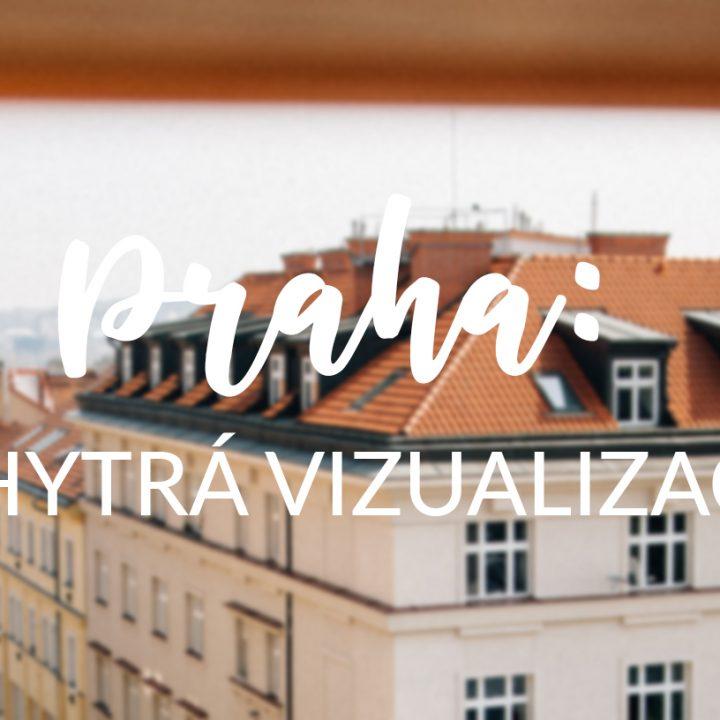 Praha: Chytrá vizualizace